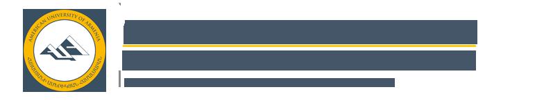 American Univ of Armenia